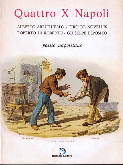 Copertina  4 x Napoli
